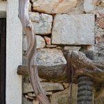 Stones and vine