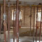 2009: floor/ceiling construction